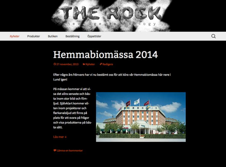 therock.se